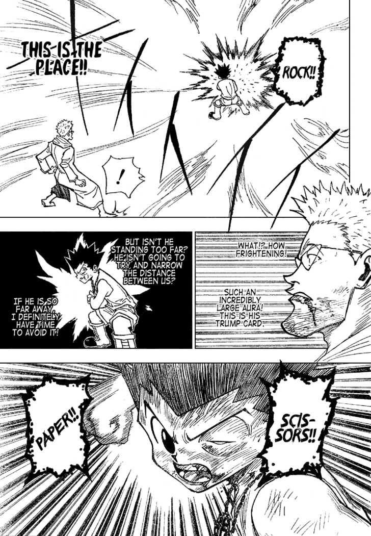 Hunter X Hunter 181 Page 3