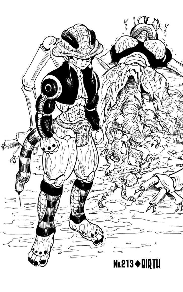 Hunter X Hunter 213 Page 2