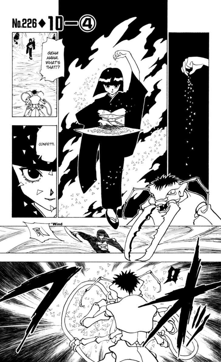 Hunter X Hunter 226 Page 1