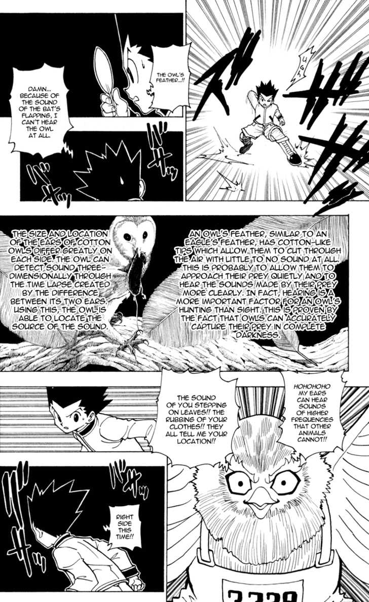 Hunter X Hunter 232 Page 3