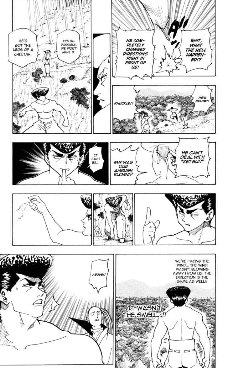 Hunter X Hunter 235 Page 3