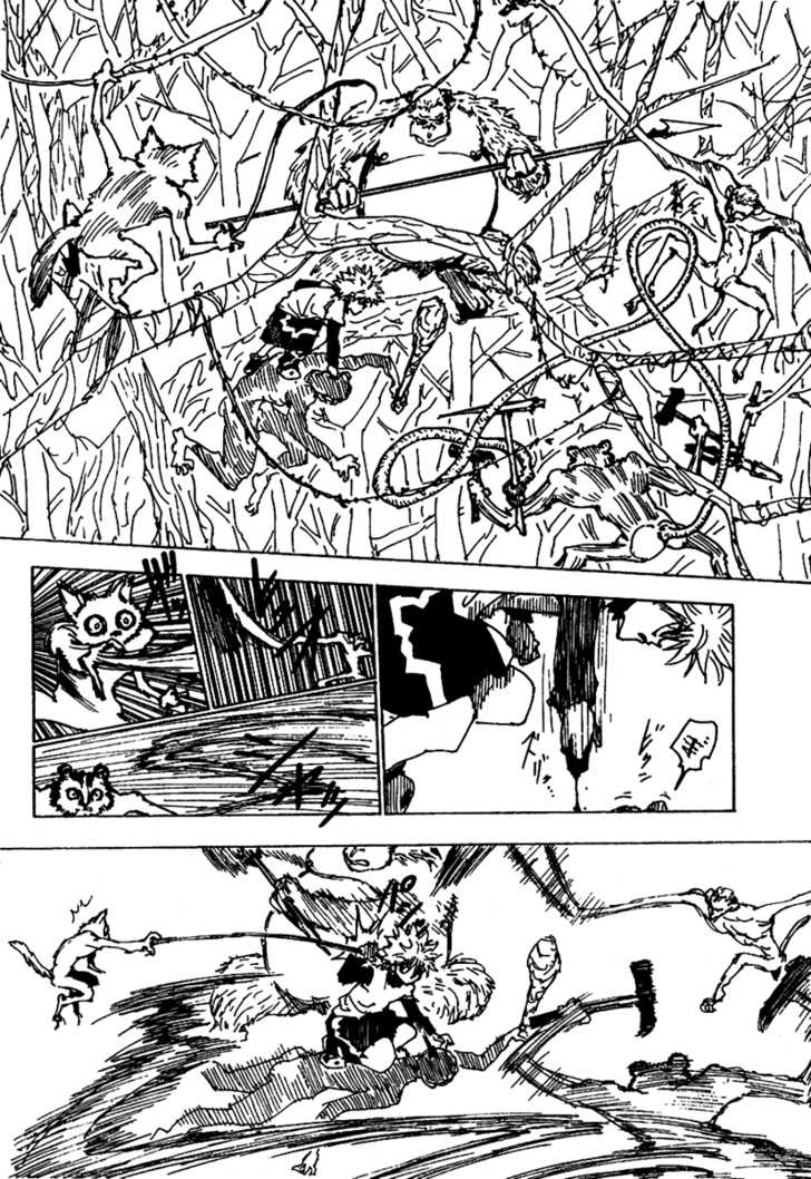 Hunter X Hunter 236 Page 4