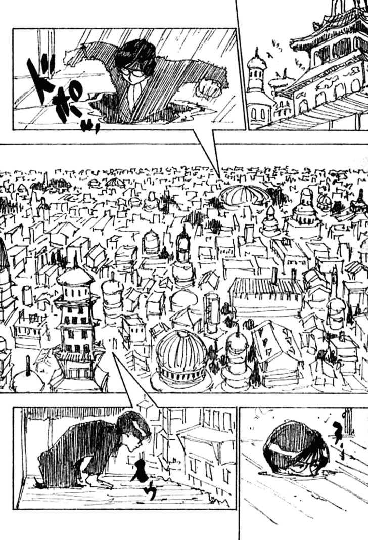 Hunter X Hunter 246 Page 3