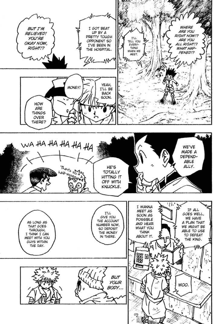 Hunter X Hunter 255 Page 8