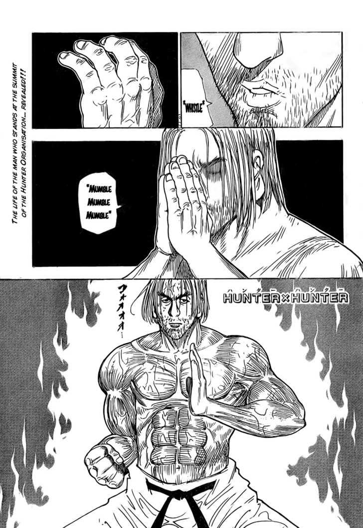 Hunter X Hunter 265 Page 3