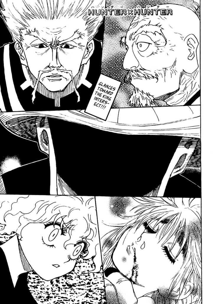 Hunter X Hunter 268 Page 1