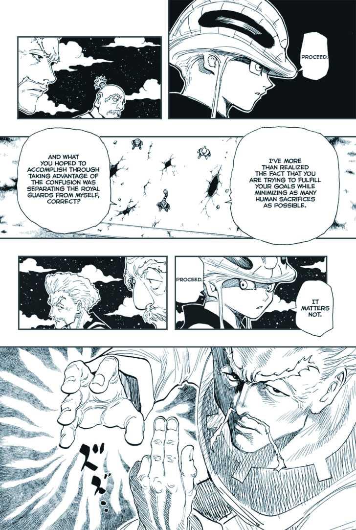 Hunter X Hunter 271 Page 3