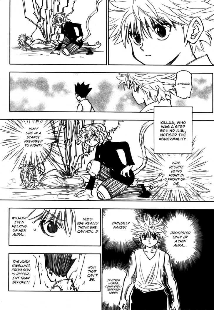 Hunter X Hunter 274 Page 3