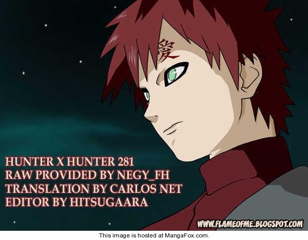 Hunter X Hunter 281 Page 1