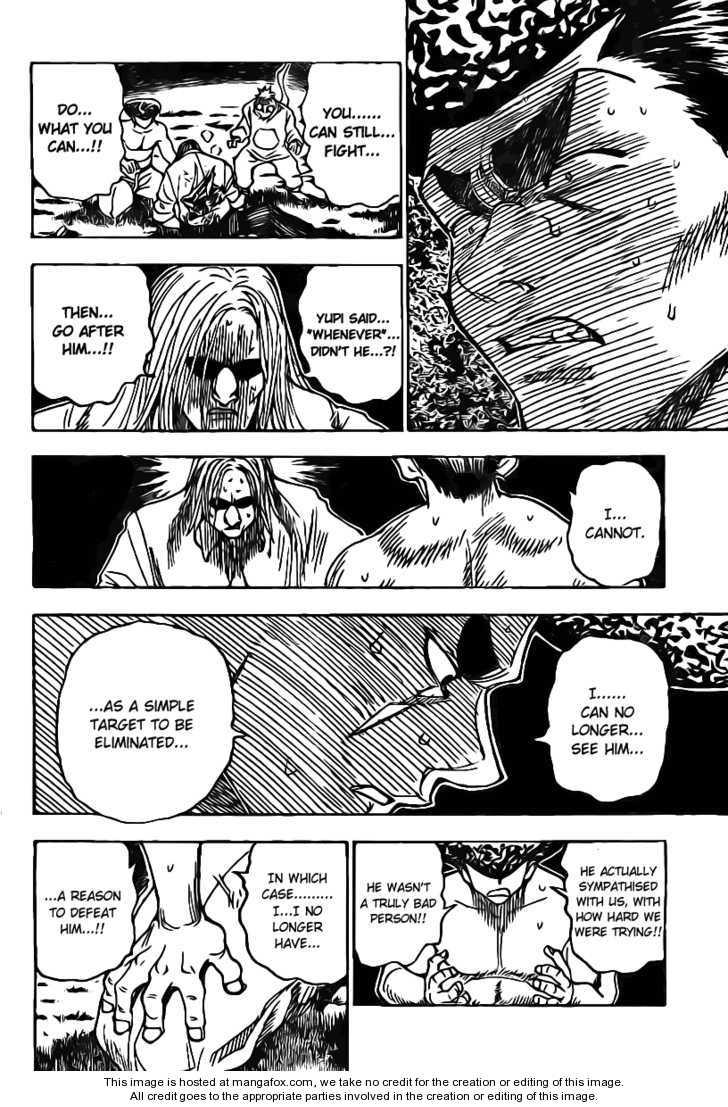 Hunter X Hunter 290 Page 2