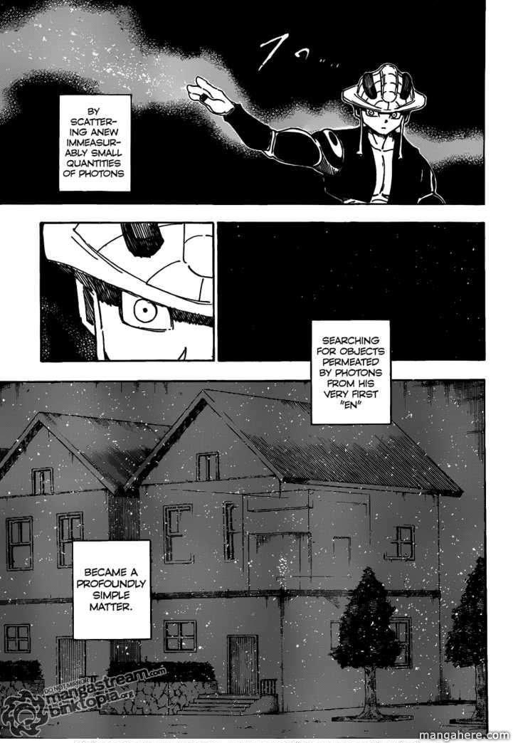 Hunter X Hunter 314 Page 4
