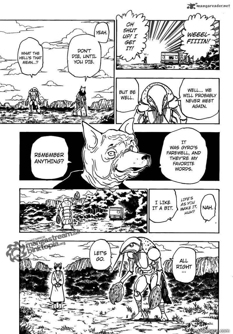 Hunter X Hunter 315 Page 3