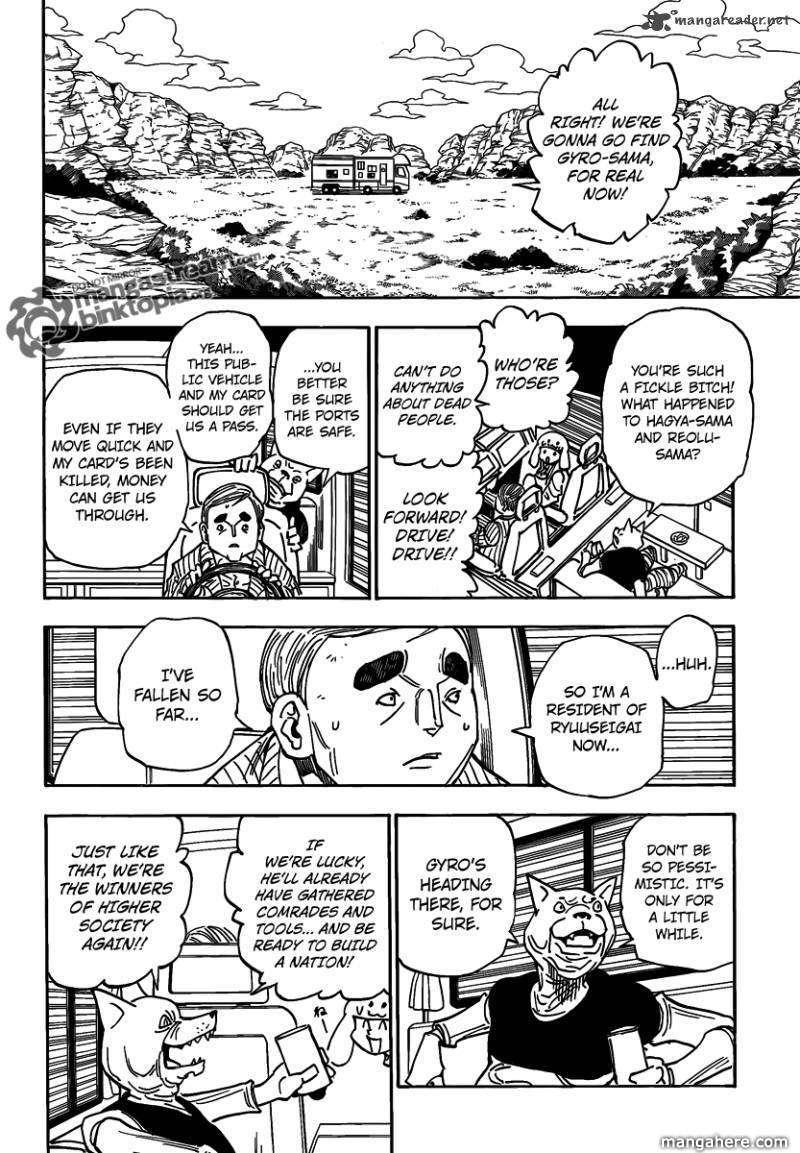 Hunter X Hunter 315 Page 4