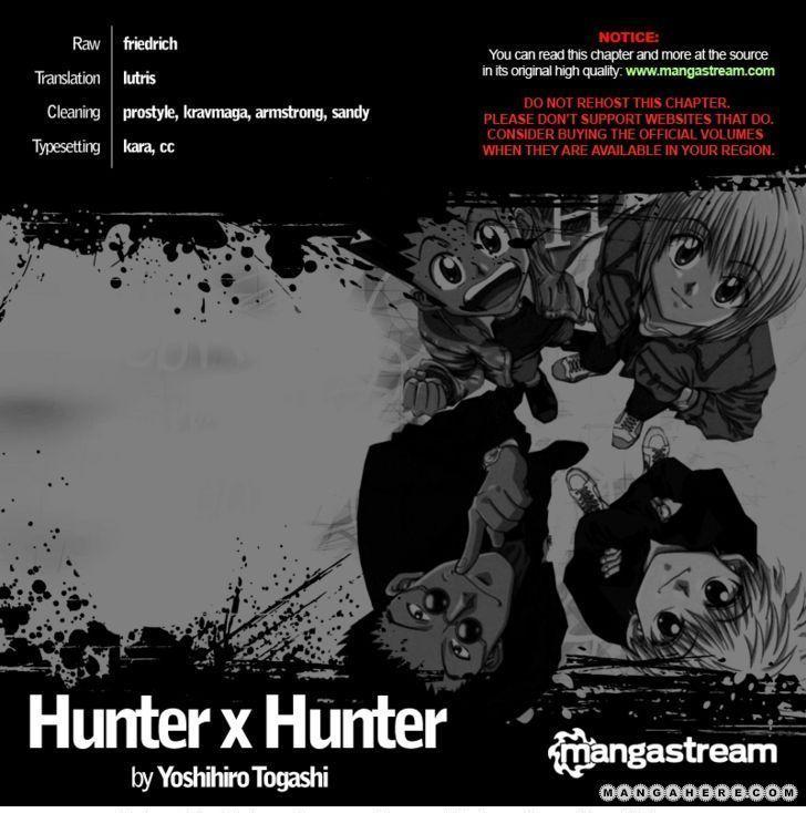 Hunter X Hunter 320 Page 2
