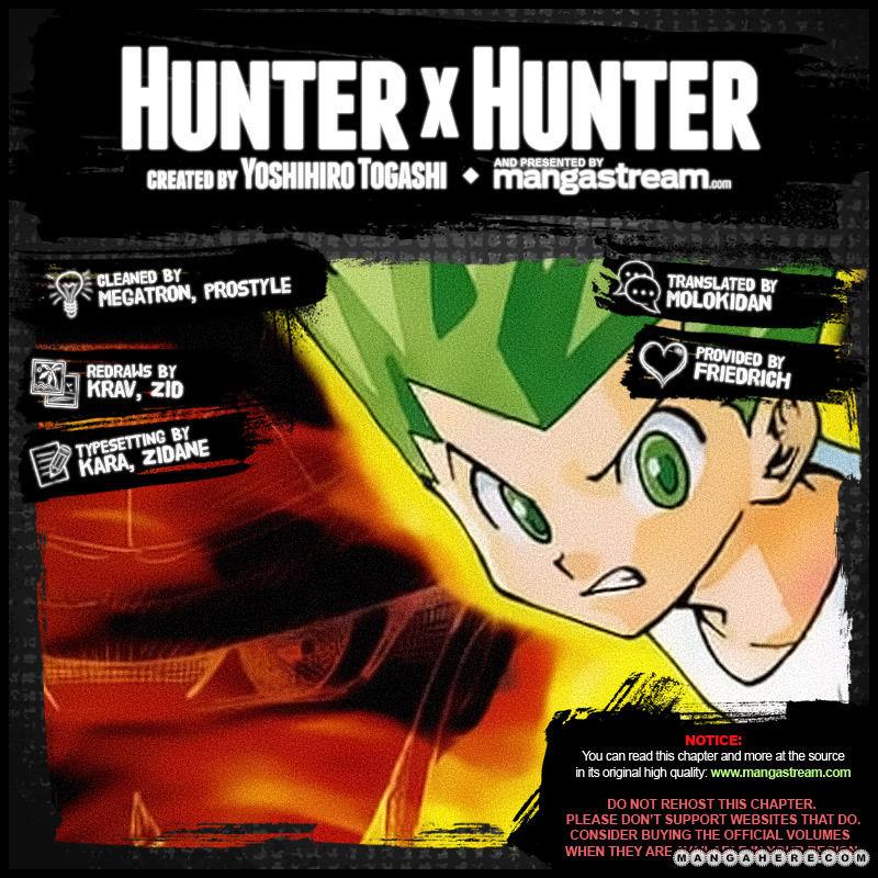 Hunter X Hunter 332 Page 2