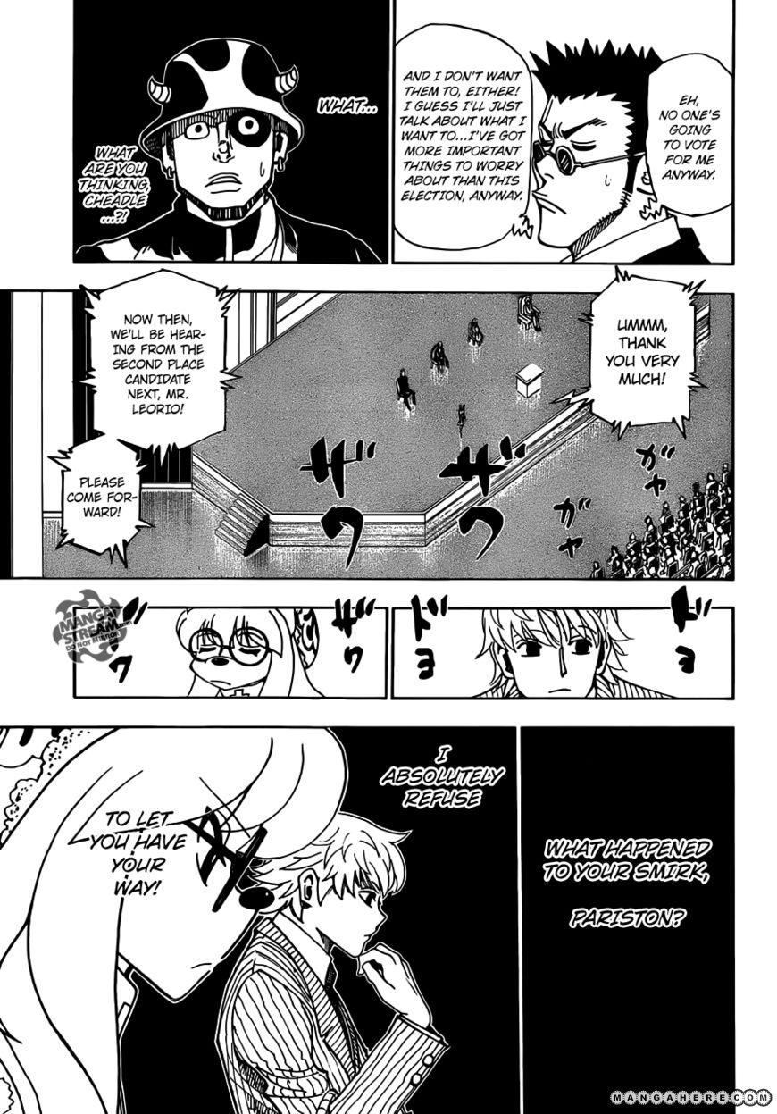 Hunter X Hunter 332 Page 4