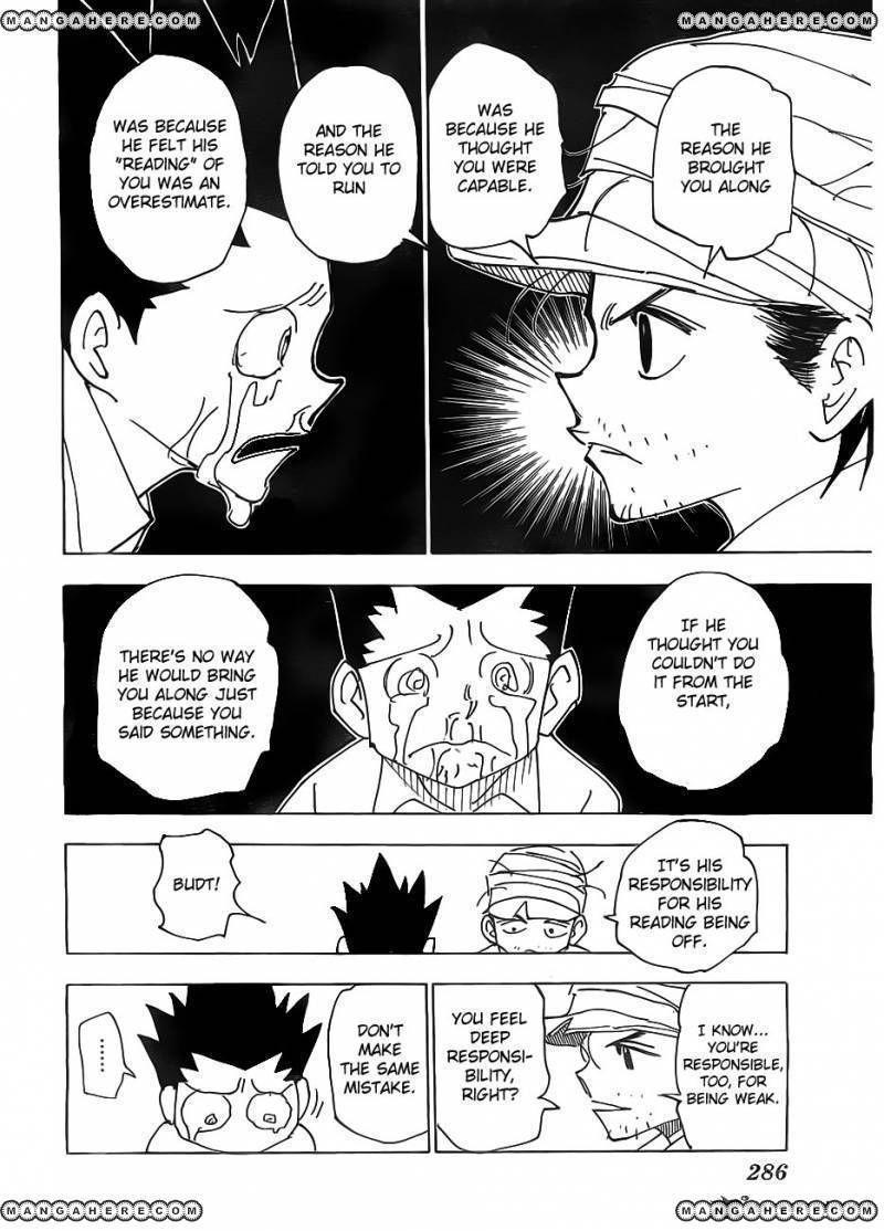 Hunter X Hunter 335 Page 4