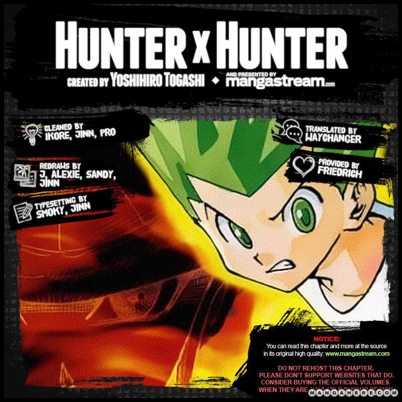 Hunter X Hunter 340.5 Page 2
