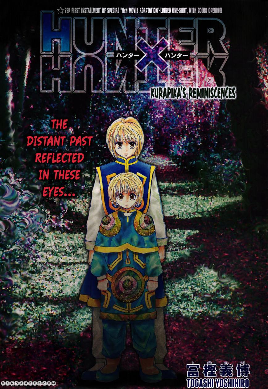 Hunter X Hunter 340.5 Page 3