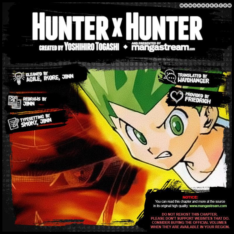 Hunter X Hunter 340.6 Page 2