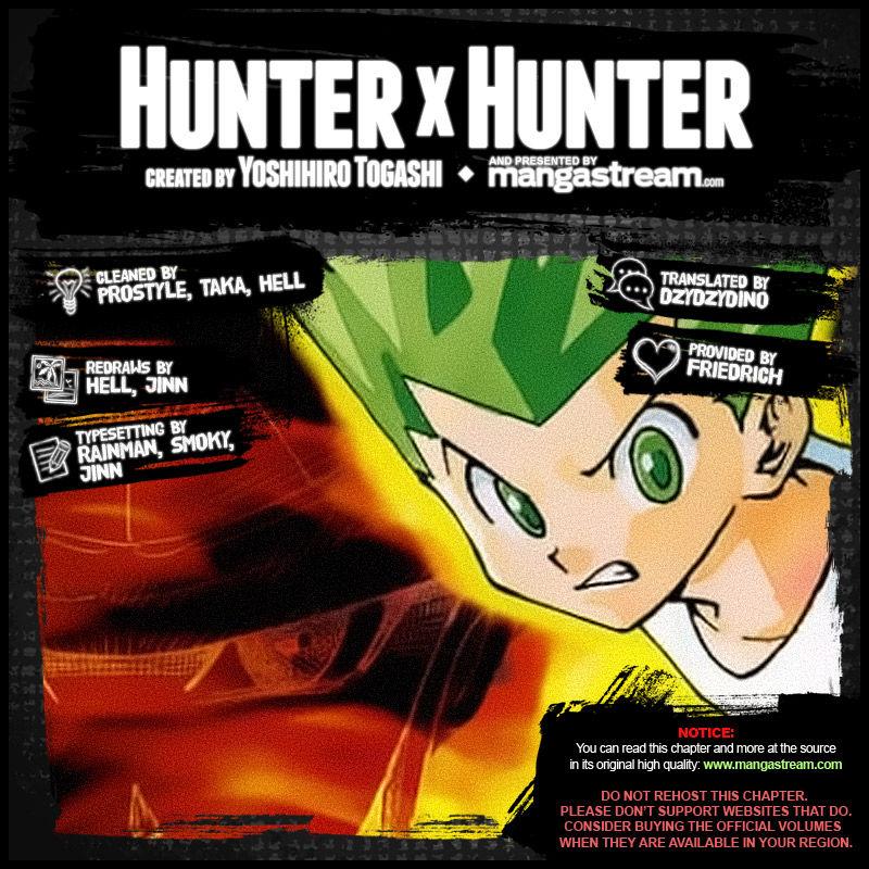 Hunter X Hunter 349 Page 2