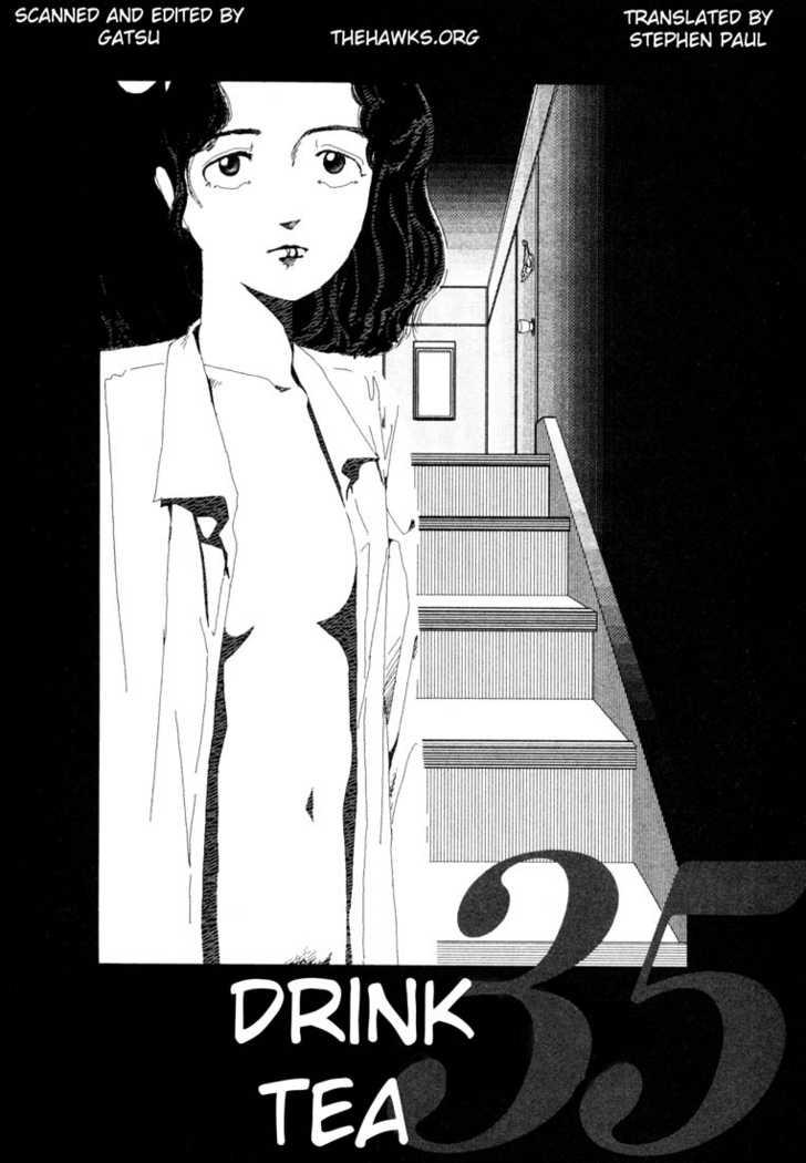 Arigatou 35 Page 1