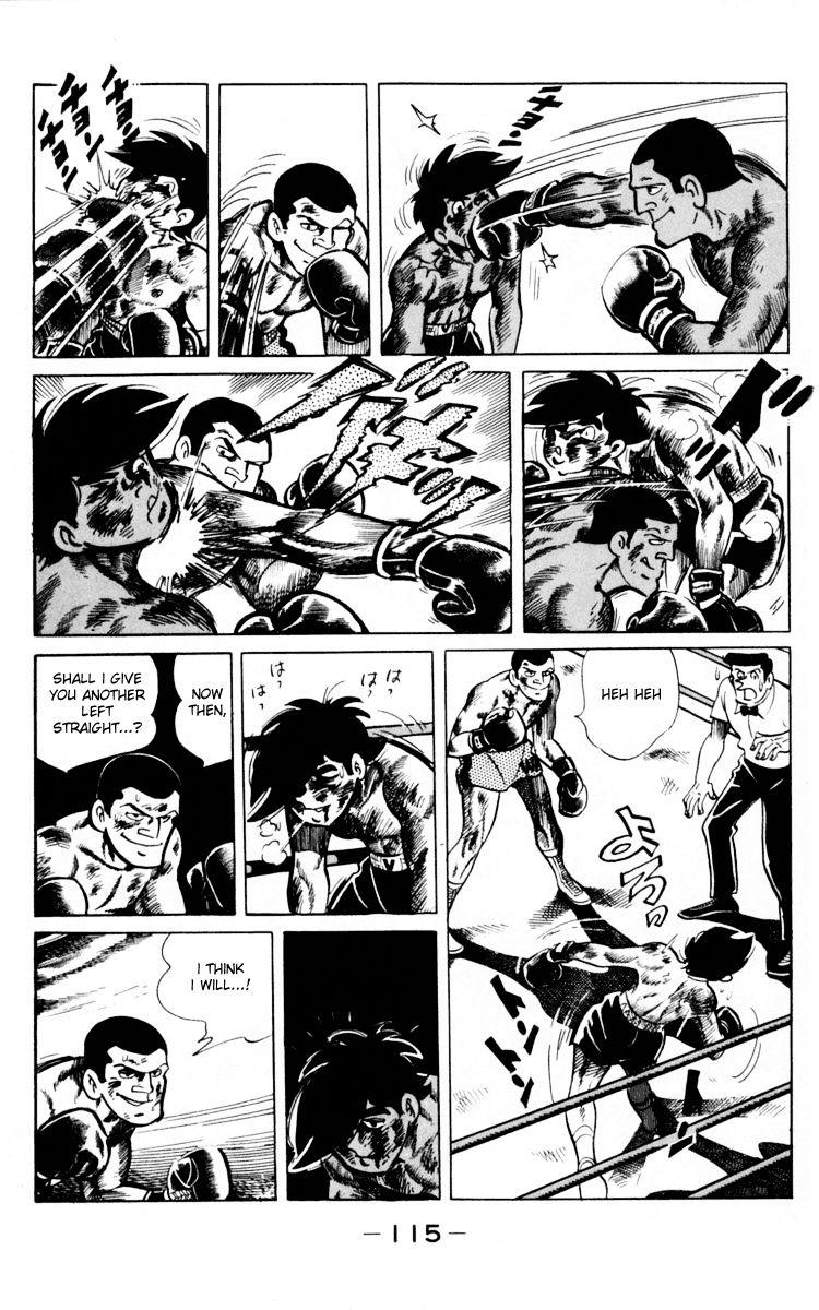 Ashita no Joe 66 Page 1