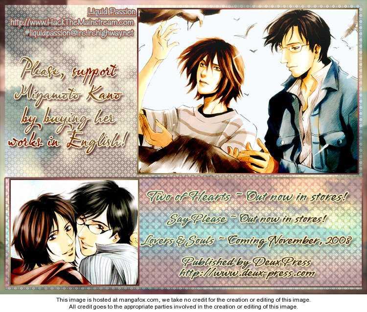 Te wo Tsunaide, Sora wo 13 Page 2