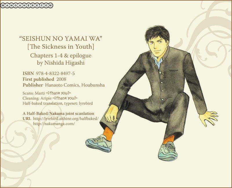 Seishun no Yamai wa 2 Page 1
