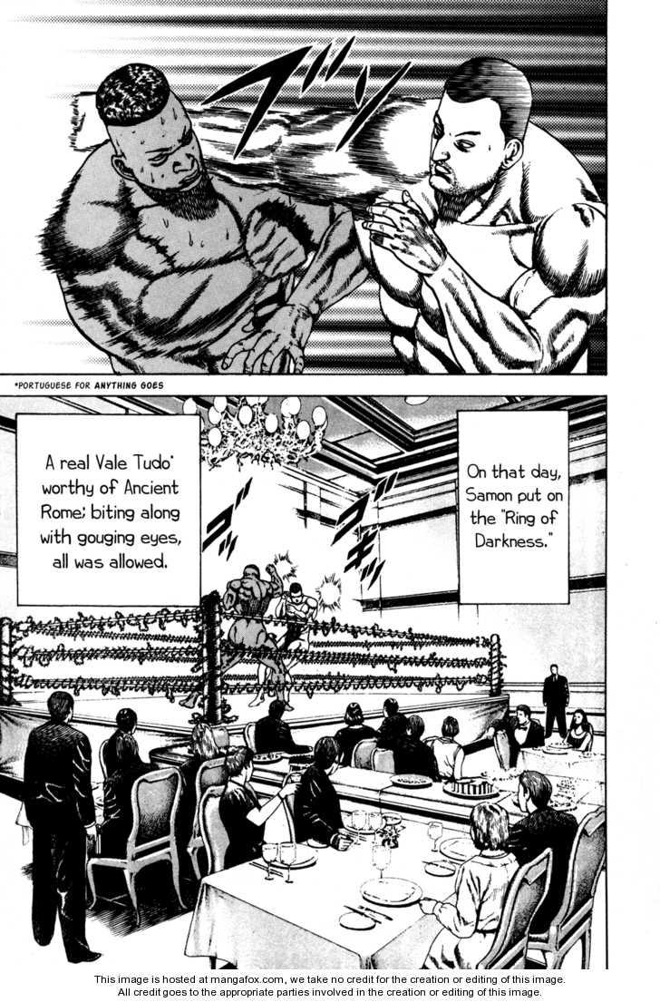 Koukou Tekkenden Tough 39 Page 3