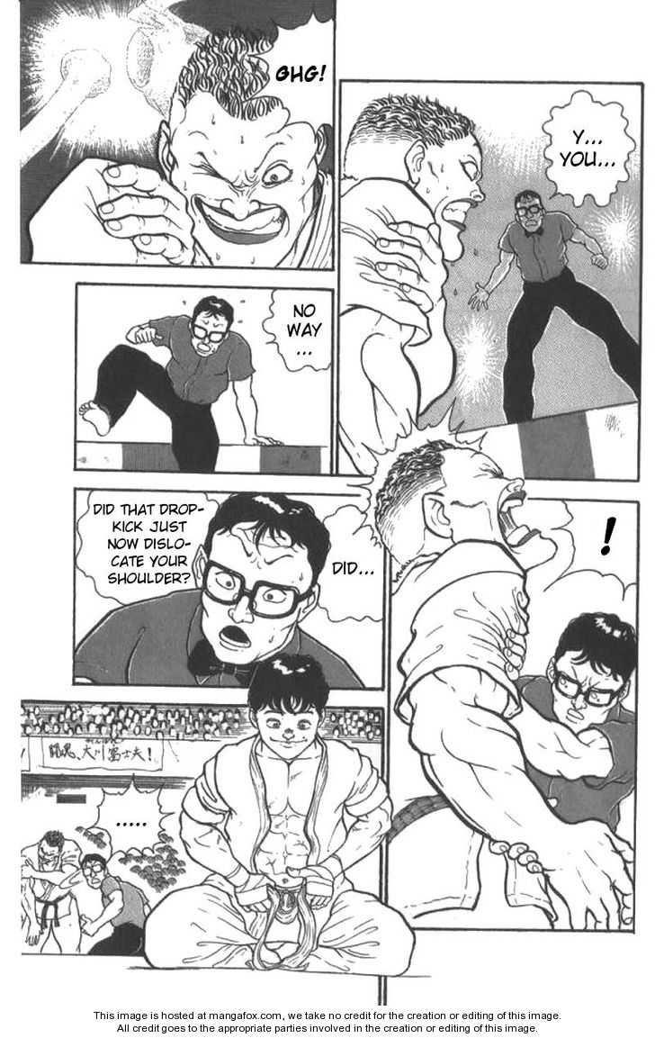 Grappler Baki 3 Page 3