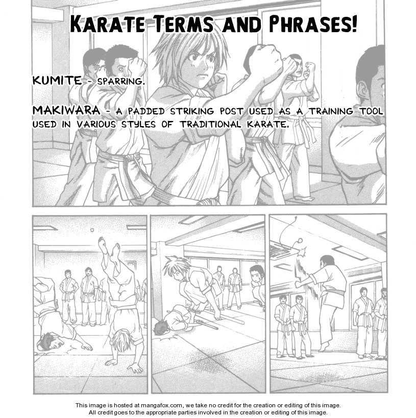 Karate Shoukoushi Kohinata Minoru 44 Page 1