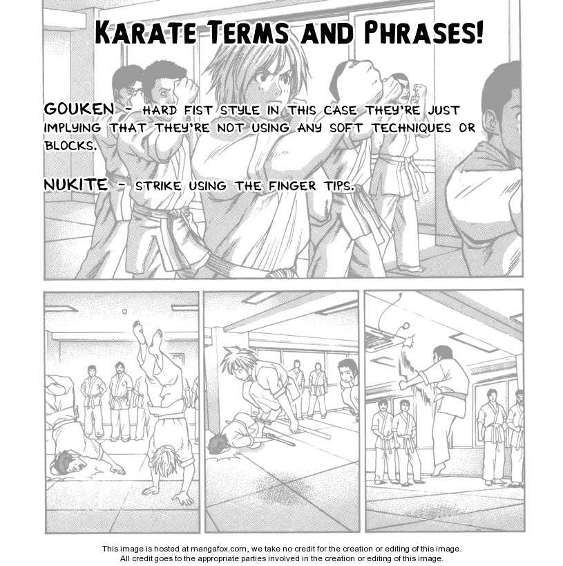 Karate Shoukoushi Kohinata Minoru 46 Page 1