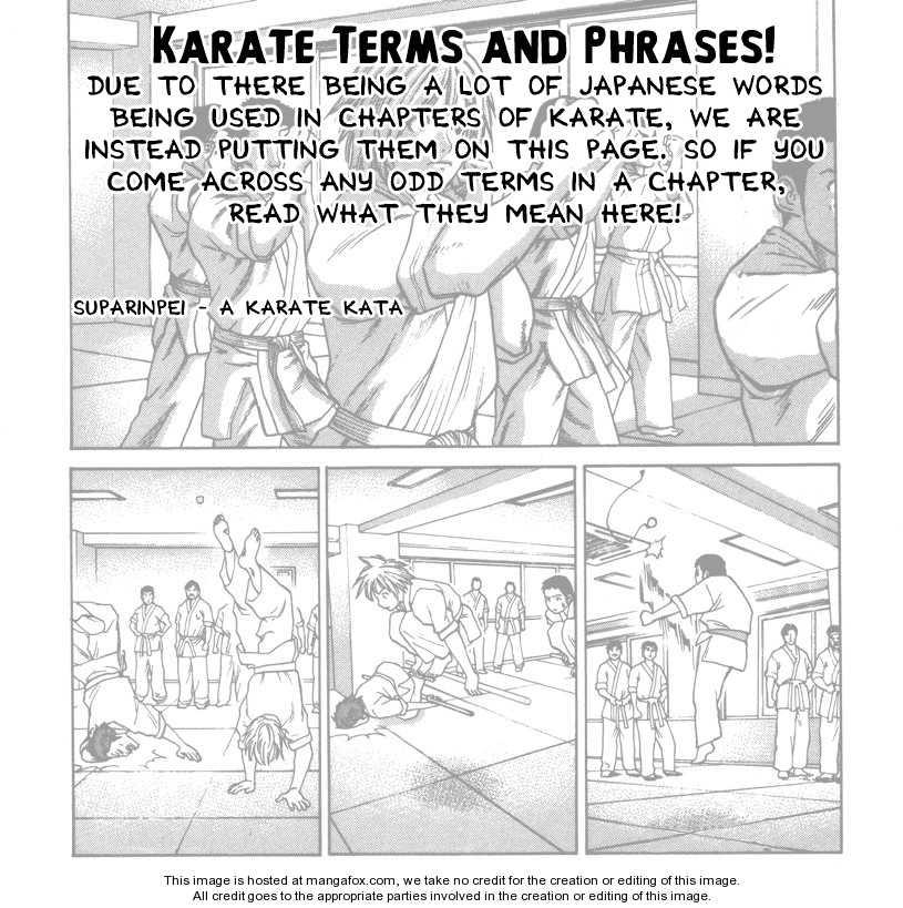 Karate Shoukoushi Kohinata Minoru 49 Page 1