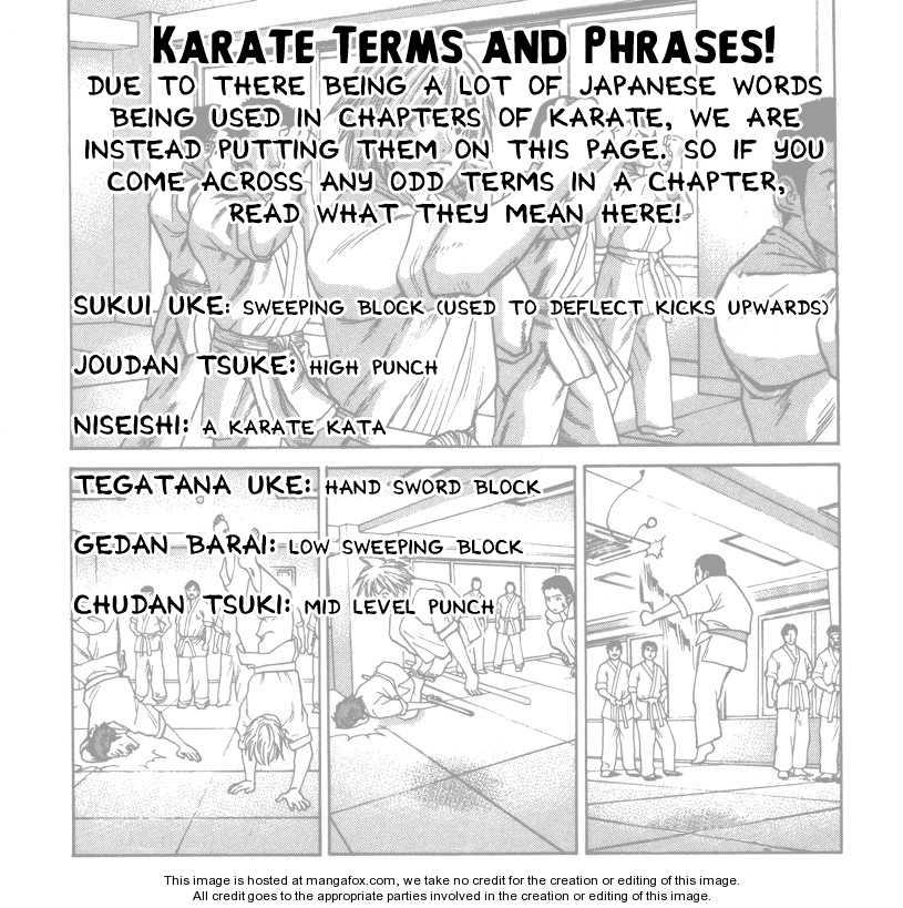 Karate Shoukoushi Kohinata Minoru 51 Page 1