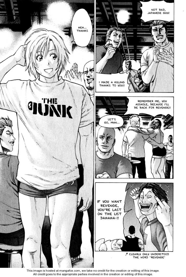 Karate Shoukoushi Kohinata Minoru 59 Page 2