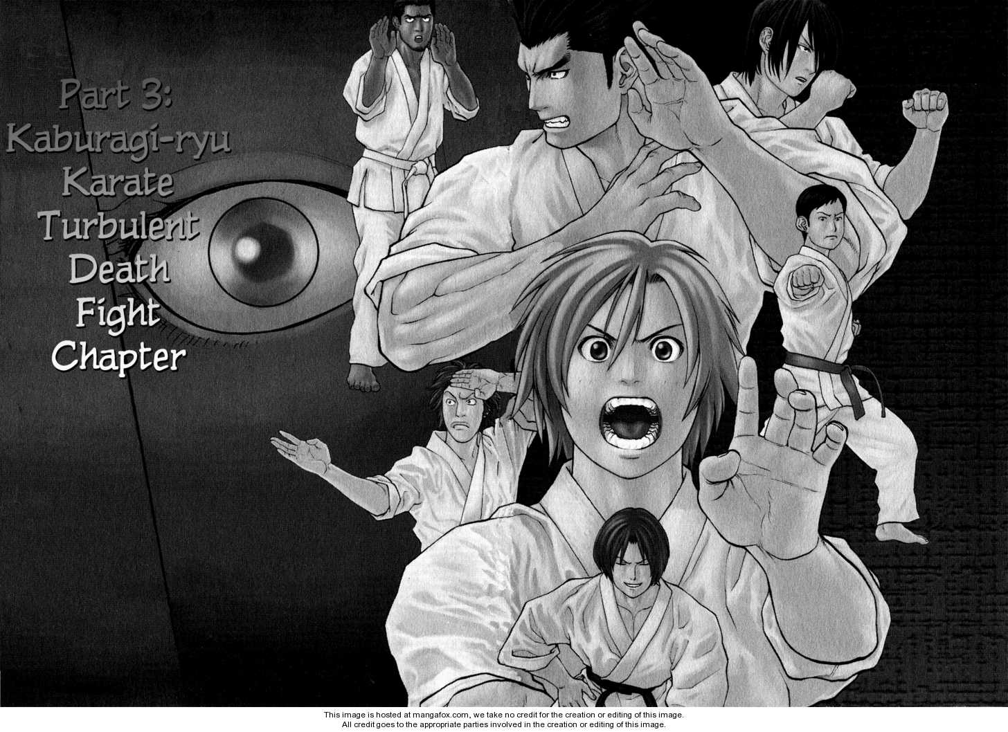 Karate Shoukoushi Kohinata Minoru 67 Page 1