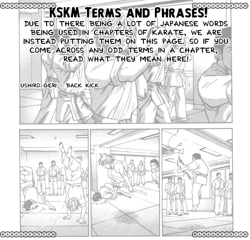 Karate Shoukoushi Kohinata Minoru 146 Page 1