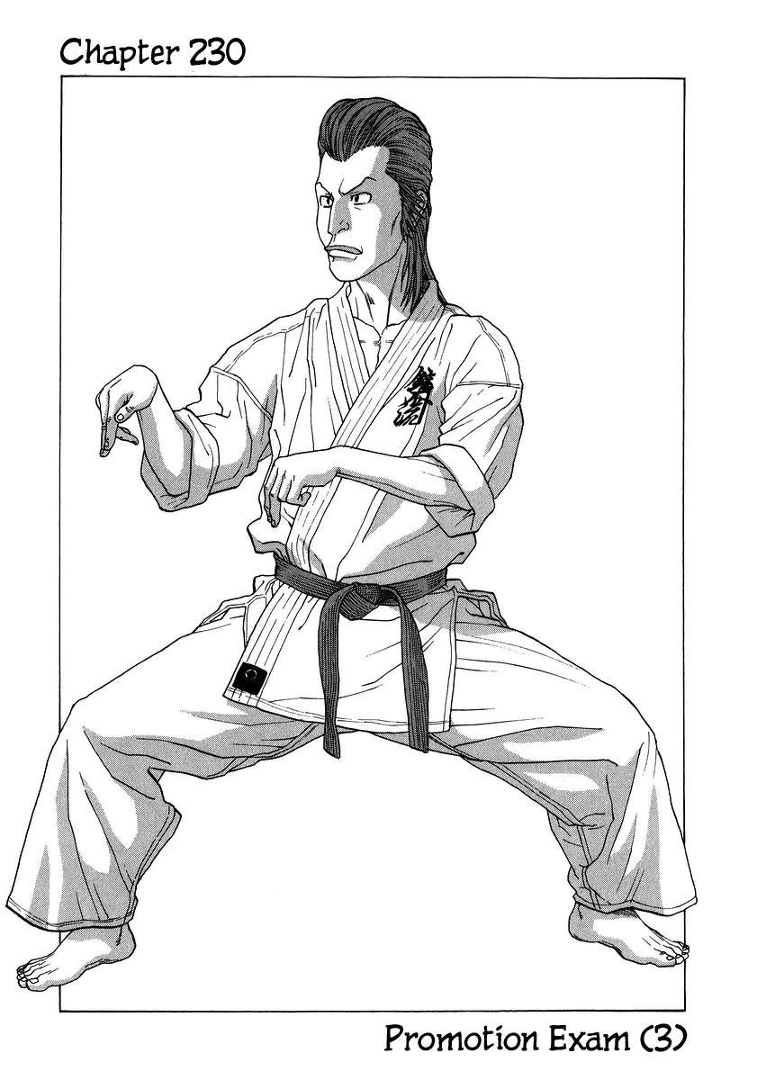 Karate Shoukoushi Kohinata Minoru 230 Page 2