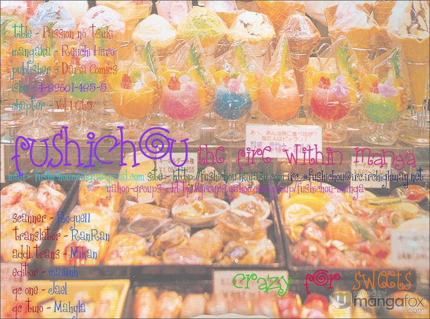 Passion Fruit no Kaori Tsuki 5 Page 2