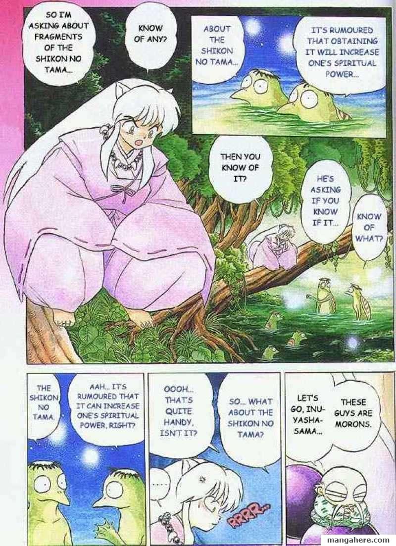 InuYasha 19 Page 2