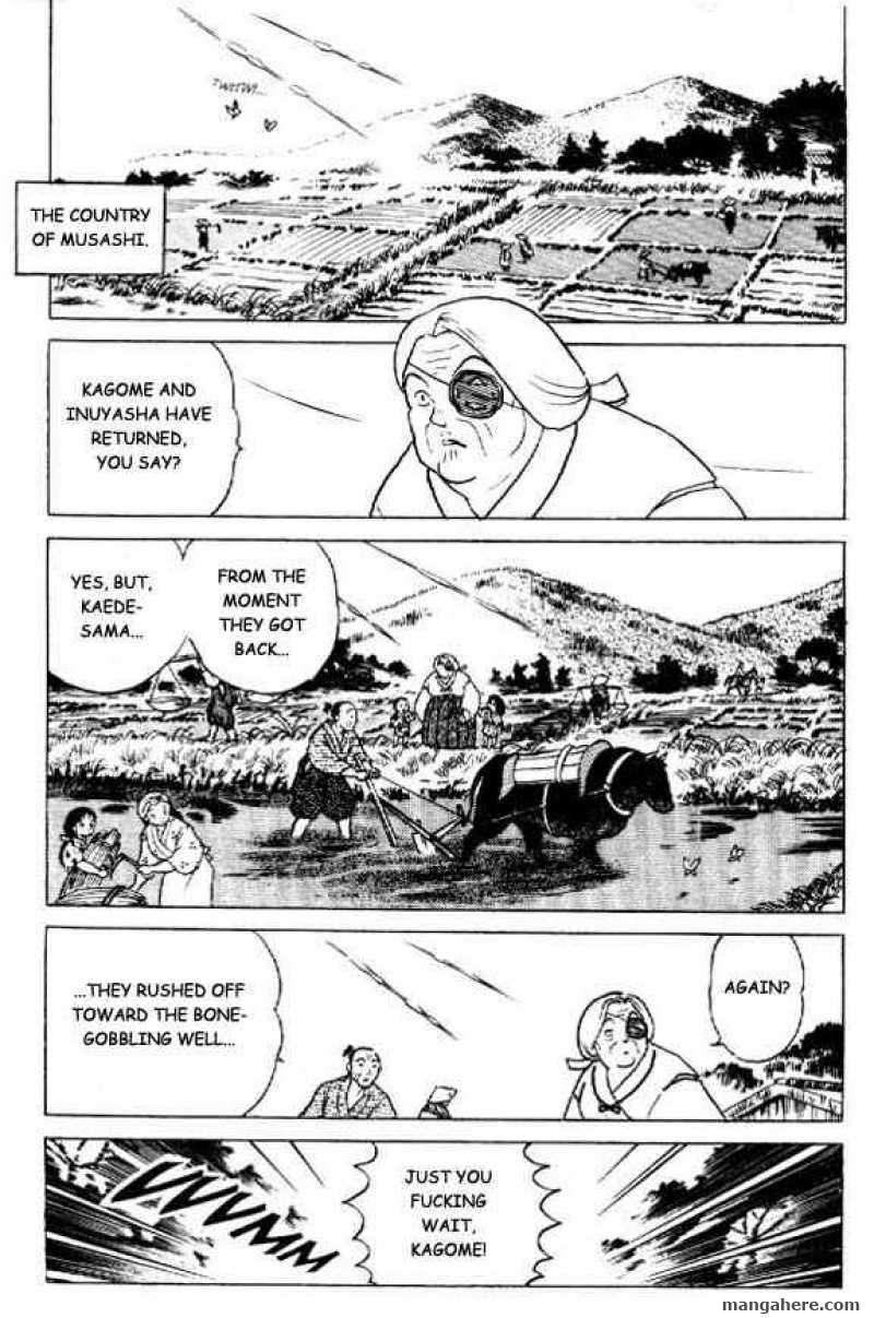 InuYasha 23 Page 2