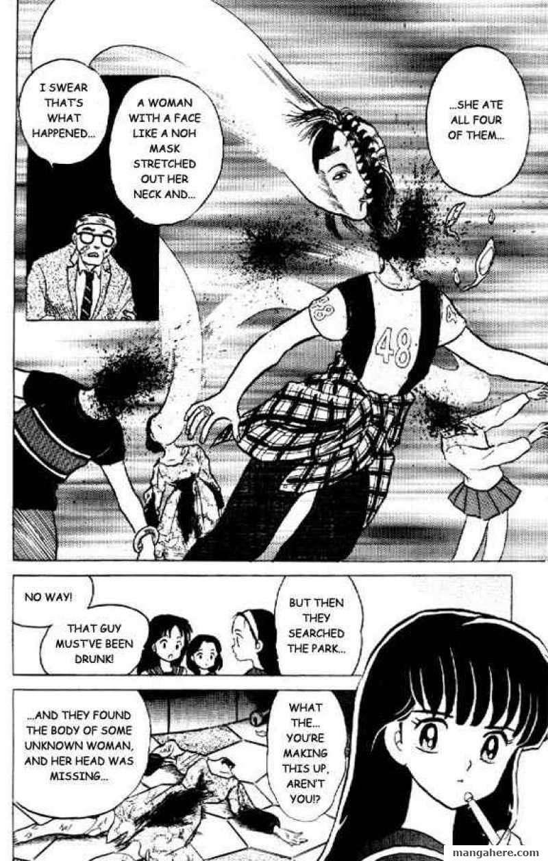 InuYasha 25 Page 3
