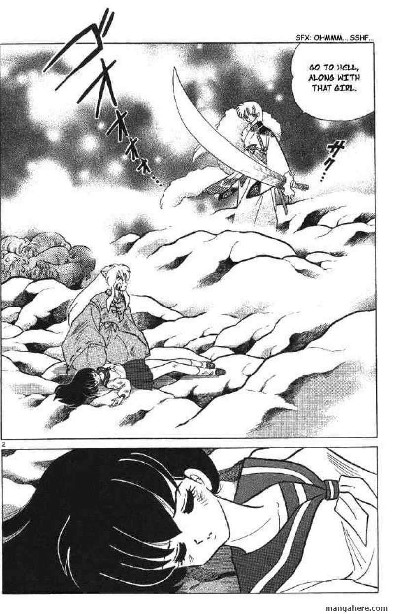 InuYasha 63 Page 2