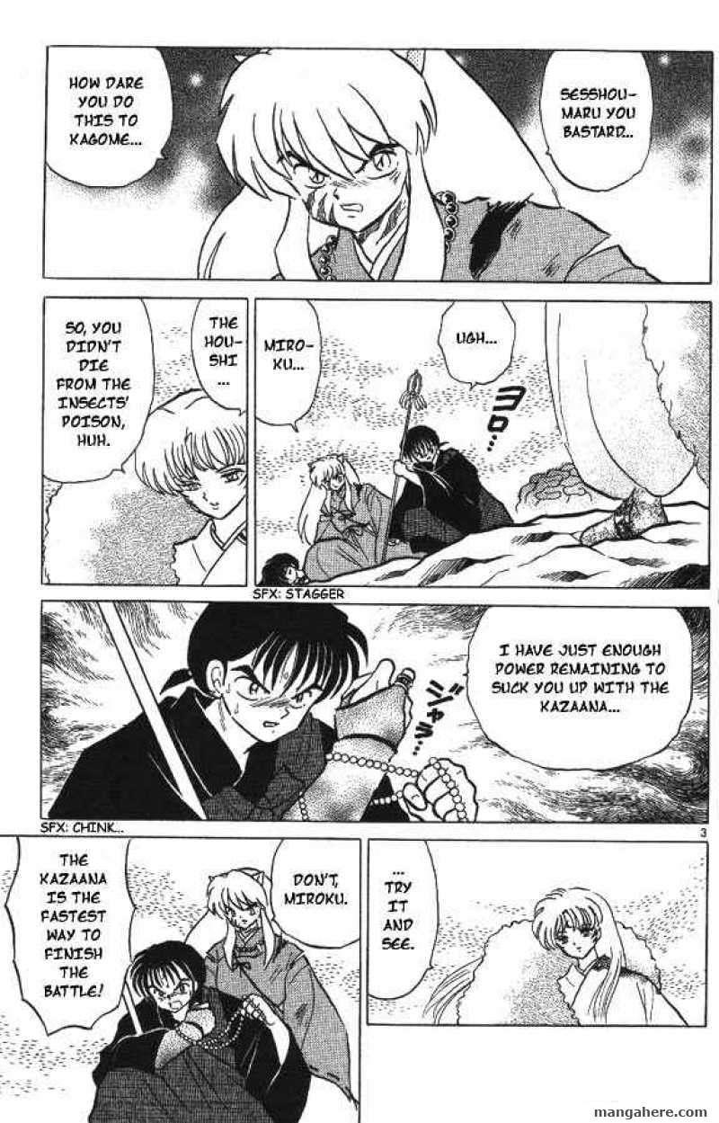 InuYasha 63 Page 3