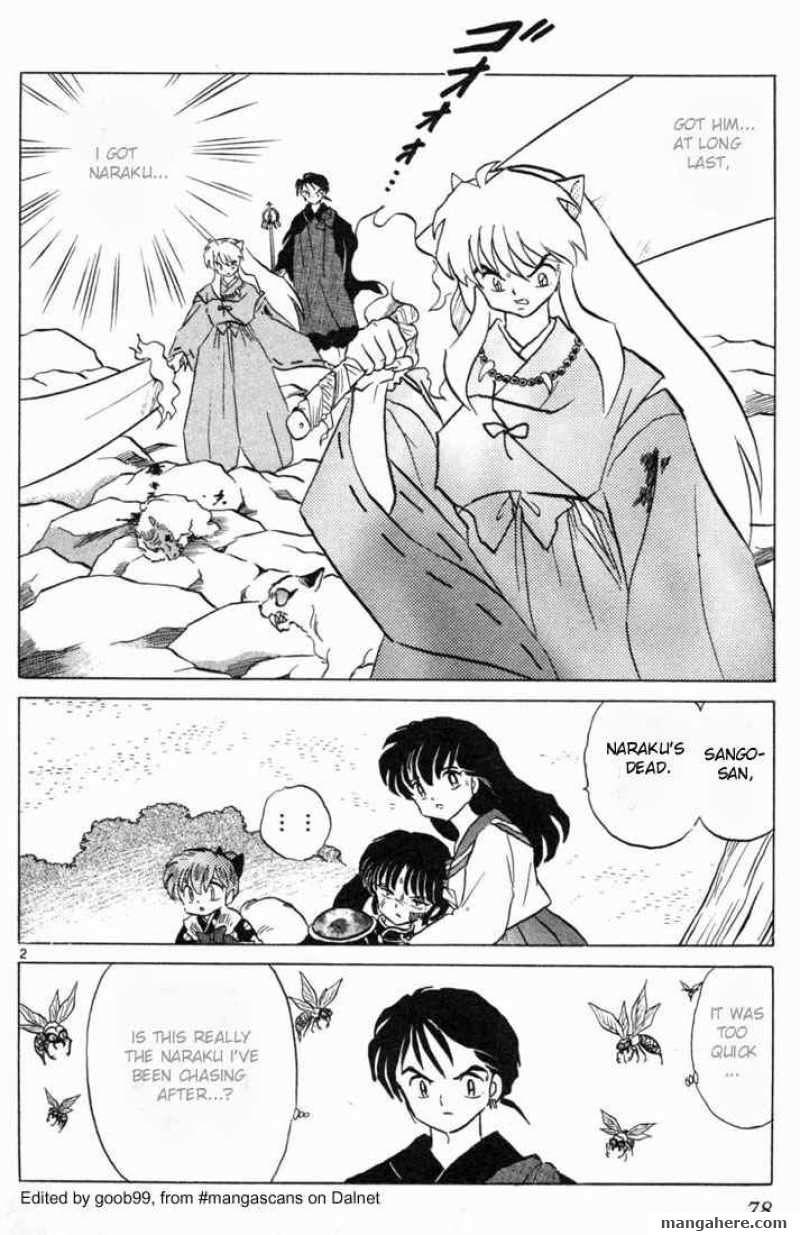 InuYasha 93 Page 2