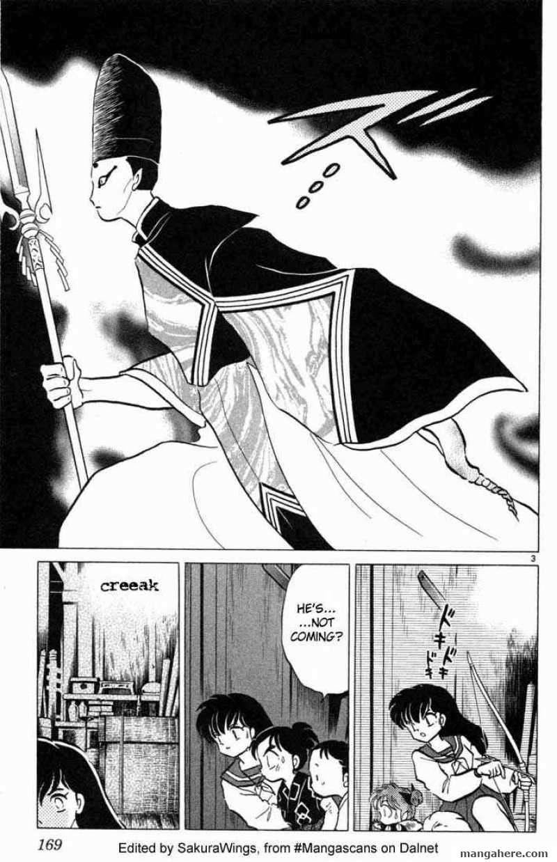 InuYasha 98 Page 3