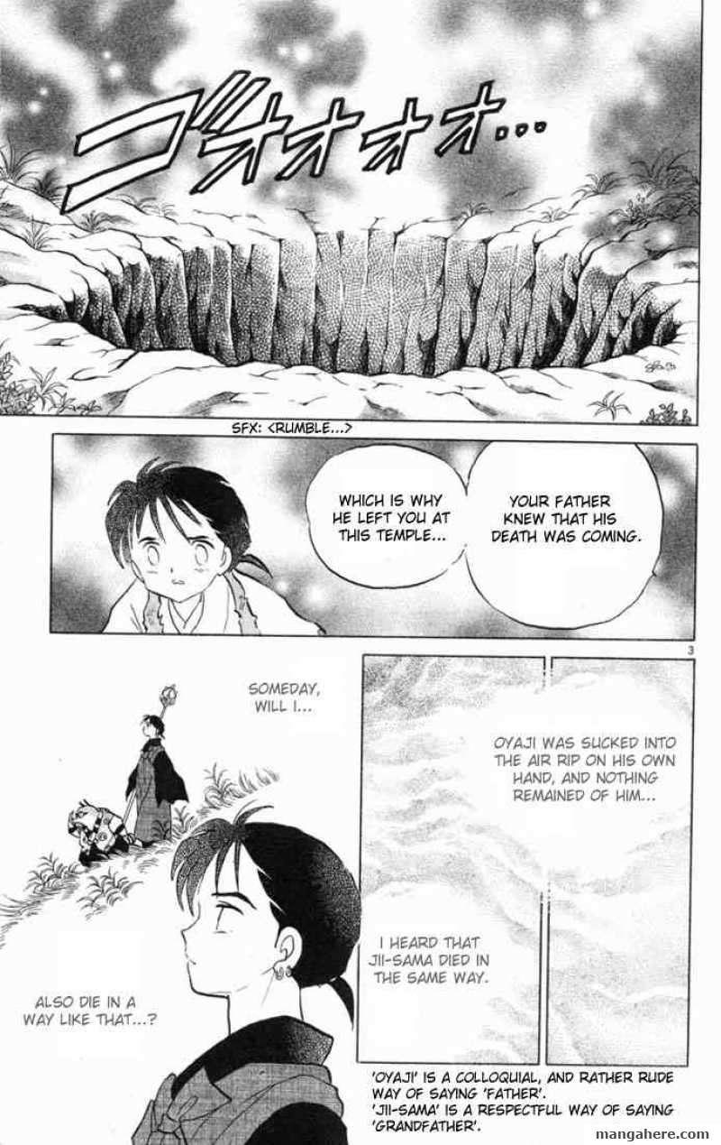 InuYasha 102 Page 3