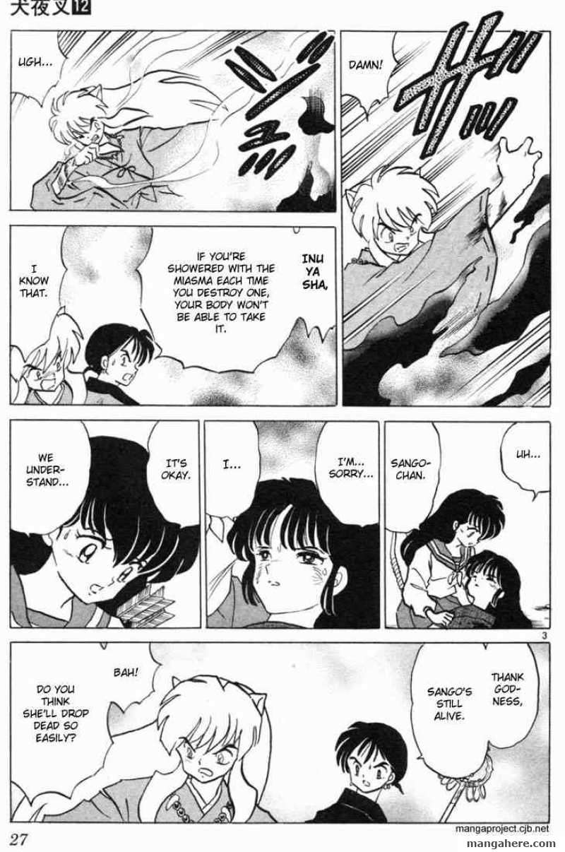 InuYasha 110 Page 3