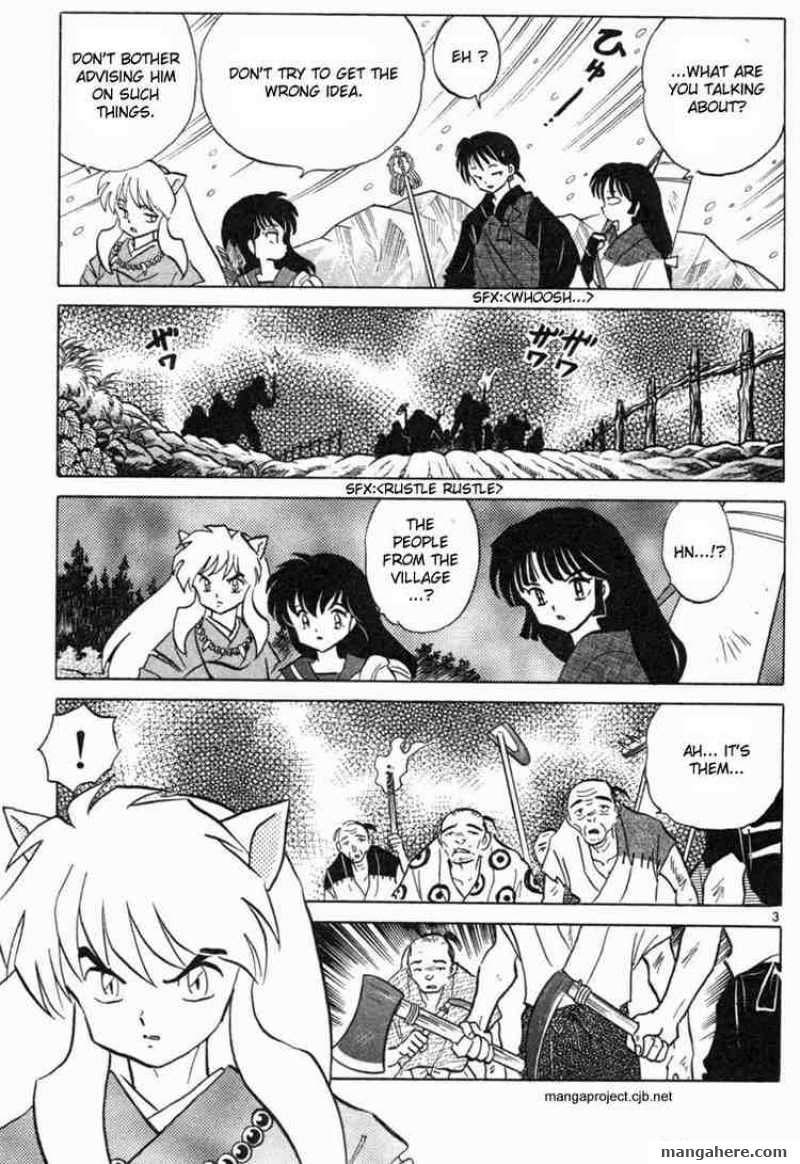 InuYasha 148 Page 3